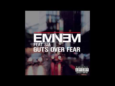 eminem - Available now on iTunes: http://smarturl.it/GutsOverFear.