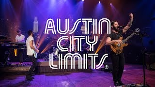"""Foals on Austin City Limits """"What Went Down"""""""
