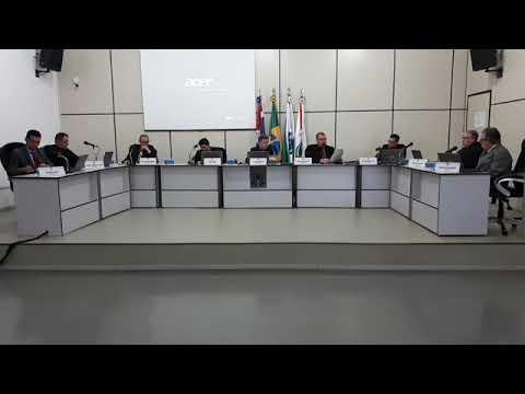 22ª SESSÃO PLENÁRIA DELIBERATIVA ORDINÁRIA DE 2019