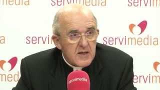 Vídeo El arzobispo de Madrid excusa a Rita Maestre por su asalto a la capilla de la Complutense