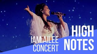 Ailee : High Notes at IAM:AILEE Concert