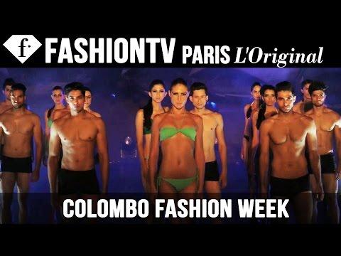 fashiontv - http://www.FashionTV.com/videos NEGOMBO - See highlights from HSBC Colombo Fashion Week Resort 2014. Featured Designers: bibi Russell, MAUS, Sonali, Arugam Bay, Conscience, Nelun, ...