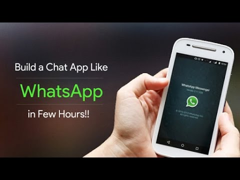 Watch 'How to Build a Instant Messaging App Like WhatsApp?'