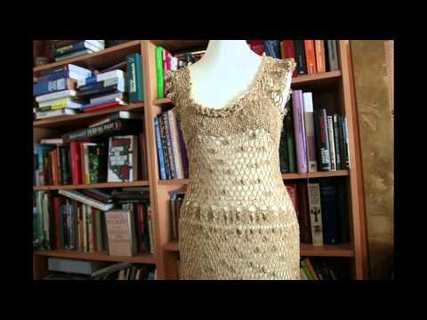 Kleid häkeln – Fortgeschrittene – HaekelnundStricken