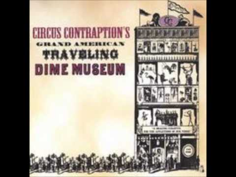 Tekst piosenki Circus Contraption - Over the Rails po polsku