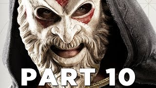 ASSASSIN'S CREED ODYSSEY Walkthrough Gameplay Part 10 - SERPENT'S LAIR (AC Odyssey)
