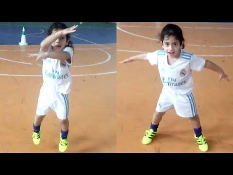 A 4 anni dribbla come Messi e Ronaldo. Arat Hosseini incanta il mondo con il pallone tra i piedi
