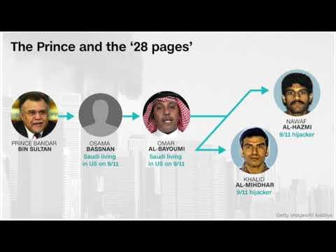 The Looming Saudi Arabian Threat - Soufan/Wright interview
