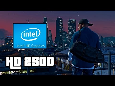 Grand Theft Auto V | Intel HD Graphics 2500 | Intel Core i3 3220