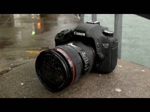 7D - In this video, we take a look at two Canon DSLRs - the 7D and the 5D Mark II. If you've got either one of the triple digit-D or double digit-D DSLRs from Can...