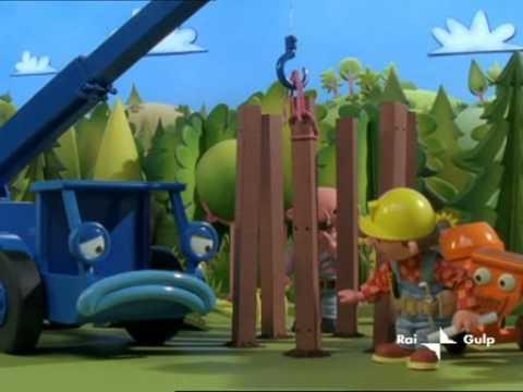Cartone video Bob Aggiustatutto episodio completo Bob Aggiustatutto e la raccolta, cartone bob e La mietitura