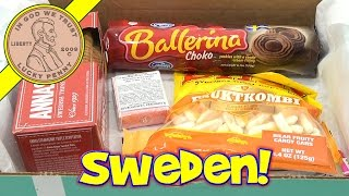 Asbro Sweden  city photos : Try Treats Sweden Candy & Snack Monthly Subscription Box