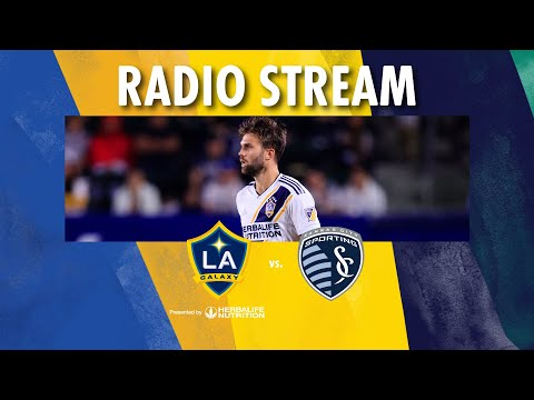 Video: LA Galaxy vs Sporting Kansas City | Radio Live Stream