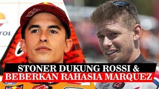 Video Casey Stoner Bongkar Rahasia Marquez & Dukung Rossi MP3, 3GP, MP4, WEBM, AVI, FLV September 2018