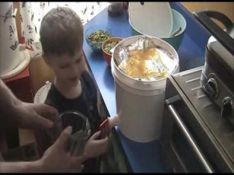 Counter Top All-Grain Brewing Part 1- Ben's Homebrew