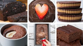 Guilt-less Recipes for Chocolate Lovers by Tasty