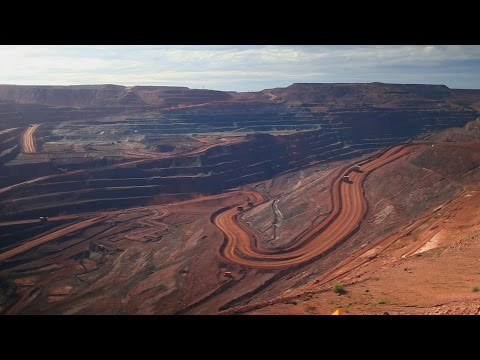 The Pilbara, History of BHP Billiton