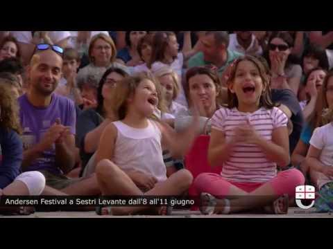 SESTRI LEVANTE : L' ANDERSEN FESTIVAL  DAL 8 AL 11 GIUGNO