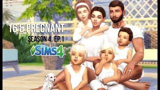 Download Lagu 16 & PREGNANT | SEASON 4 | EPISODE 1 | A Sims 4 Series Mp3