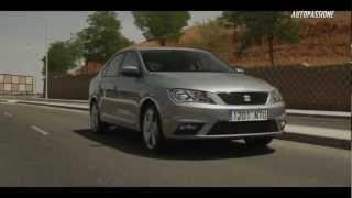 Seat Toledo revine in actualitate
