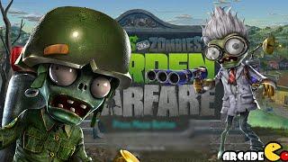 Plants vs Zombies Garden Warfare - Plasma Peashooter Gameplay