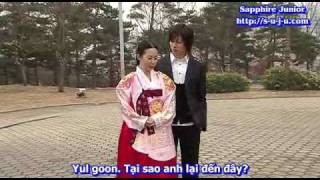 Video [vietsub] Rainbow Romance Ep89 Goong (Heechul, Kibum) 2/3 MP3, 3GP, MP4, WEBM, AVI, FLV Maret 2018