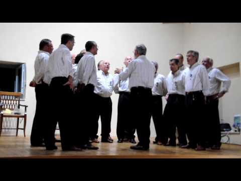 Coro Rosalpina di Bolzano - La pastorella - видео