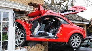 Car Crash Compilation 2014-2015 - Horrible Car Accident #11