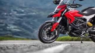 9. Ducati update Hypermotard range for 2016
