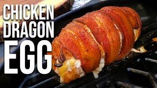 Chicken Dragon Eggs by the BBQ Pit Boys by BBQ Pit Boys