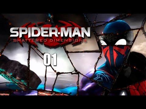 Spider-Man: Shattered Dimensions - Прохождение pt1 - Пролог