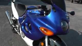 8. 2005 Suzuki Katana GSX600F - Used Motorcycle For Sale
