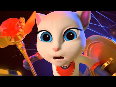 Movie Star Angelo - Talking Tom and Friends   Season 4 Episode 12
