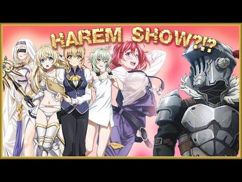 Goblin Slayer is a HAREM SHOW!?