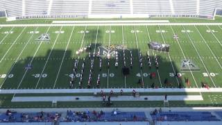Marion (AR) United States  city pictures gallery : 2014 Marion High School Band (Marion, AR)