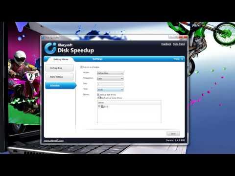 Glarysoft Disk SpeedUp 1.4.0.888