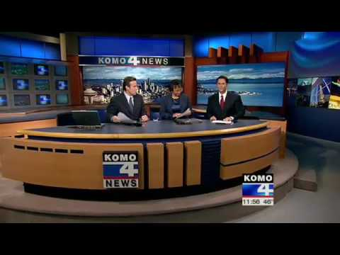 KOMO 4 News Midday 2007 Close