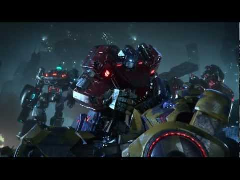 трейлер Transformers: Fall of Cybertron (CD-Key, Steam, Россия и СНГ)