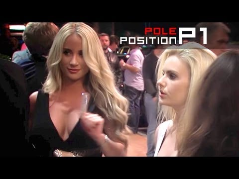F1 glitz, glamour and HOT girls in Monaco! Party on!