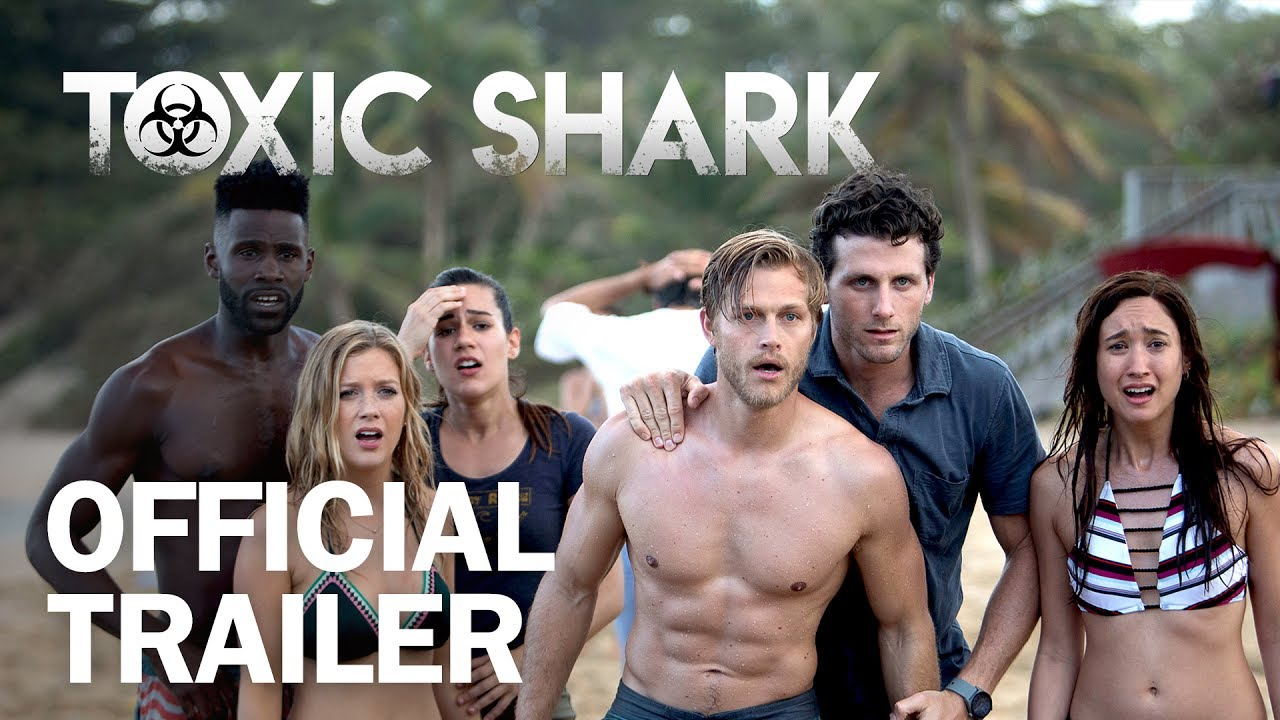 oxic Shark - Official Trailer - MarVista Entertainment