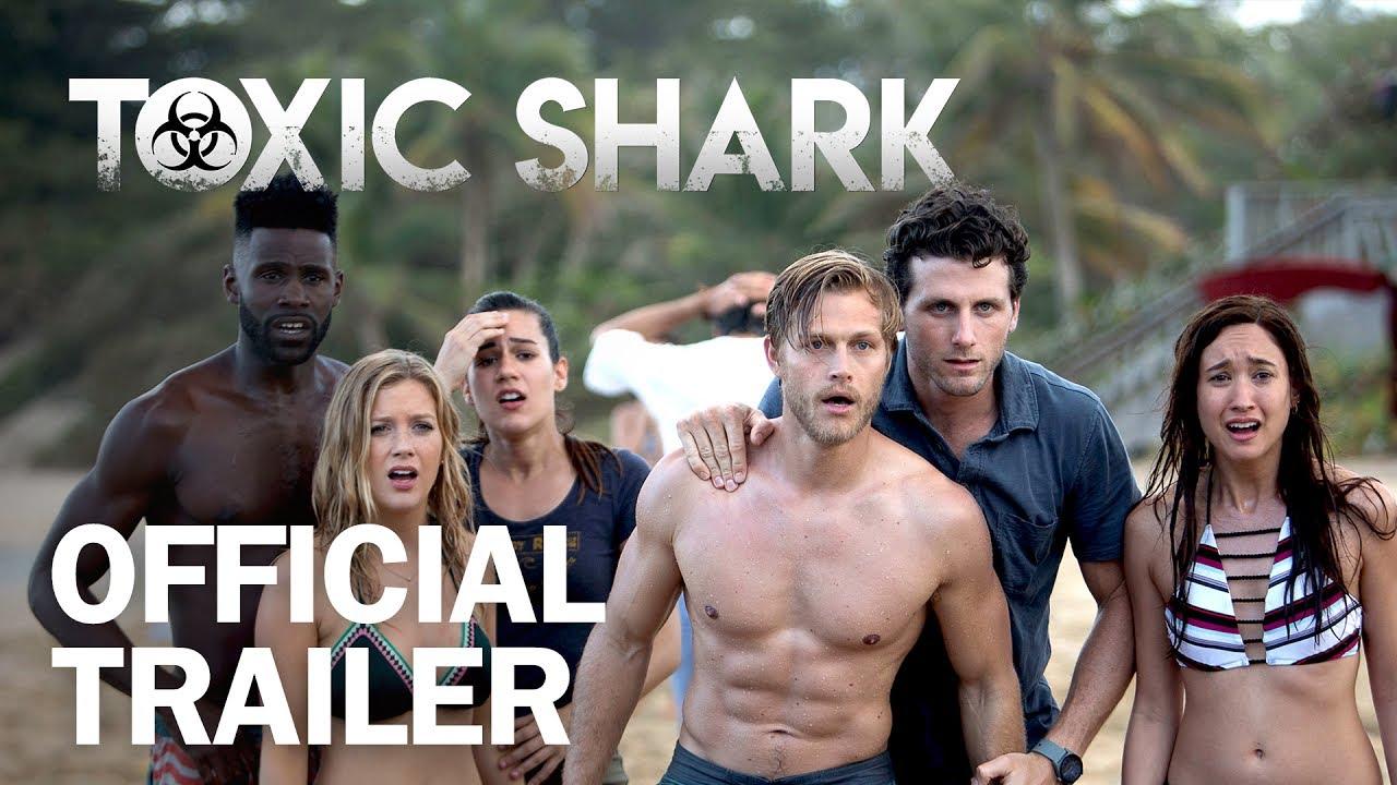 oxic Shark - Official Trailer - MarVista Entertainment