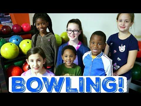 Family Fun Night Bowling!