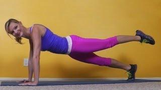 To ćwiczenie jest bardziej efektywne niż 1000 brzuszków! poświęć tylko minute dziennie i zobacz efekt!