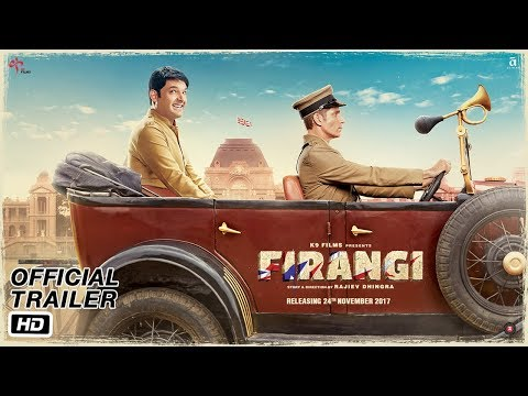 Official Trailer : Firangi
