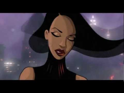 Aaliyah Japananimation Commercial (HD)