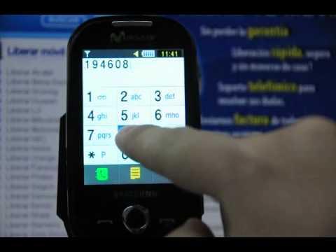 Smartphone y tel fonos m viles liberar samsung s3650 - Movical net liberar ...