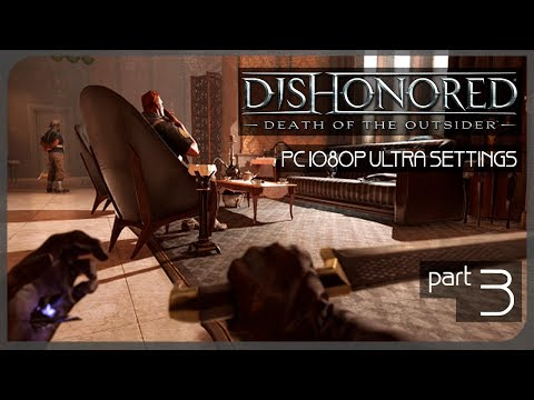 Массакр ● Злой Dishonored: Death of the Outsider #3 (видео)