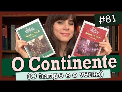 (UFGRS) O TEMPO E O VENTO - O CONTINENTE #81