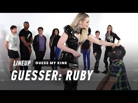 A Dominatrix Guesses Strangers' Kinks (Ruby) | Lineup | Cut