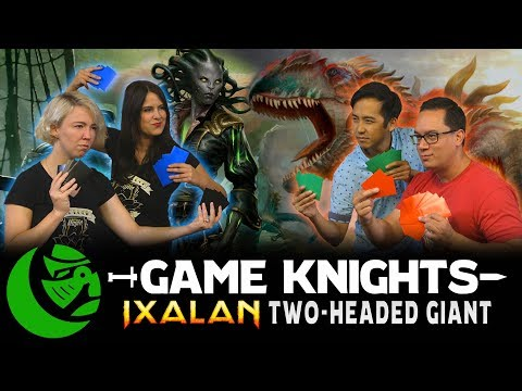 Ixalan 2 Headed Giant W/ Magic The Amateuring L Game Knights #10 L Magic The Gathering Gameplay! #ad
